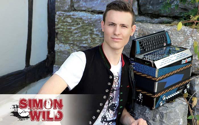 Simon Wild: Musik